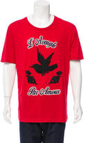 Gucci 2016 L'Aveugle Par Amour T-Shirt