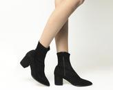 Office Ablaze Sock Boots
