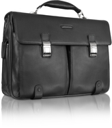 Piquadro Front Pocket Laptop Briefcase