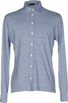 Zanone Shirts - Item 38641601