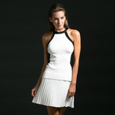 Minnie Rose Black Label Tennis Skirt