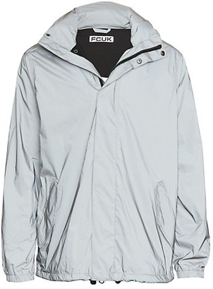 French Connection Reflective Jacket