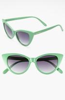 Steve Madden 50mm Cat Eye Sunglasses