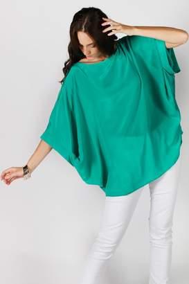 Anupamaa Prisha Emerald Top