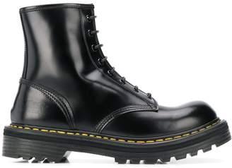 Premiata lace up-boots