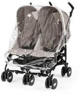 Peg Perego Rain Cover for Pliko Mini Twin Stroller