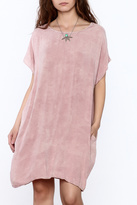 Final Touch Pink T Shirt Dress