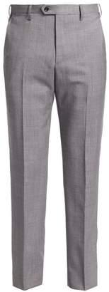 Giorgio Armani Soft Micro Wool Trousers