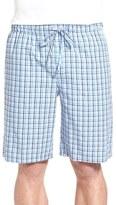 Nordstrom Plaid Pajama Shorts