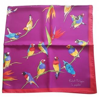Patek Philippe Multicolour Silk Scarves