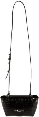 Longchamp Long Strap Toggle Lock Shoulder Bag