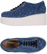 Karl Lagerfeld Low-tops & sneakers - Item 11170706
