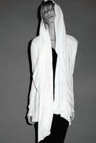 LnA Cloak Cardigan in White