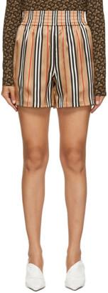 Burberry Beige Marsett Shorts