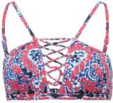 MICHAEL Michael Kors Bikini top red blaze