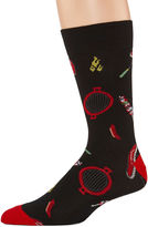 RECKLESS Reckless Novelty Crew Socks