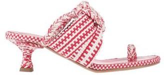 ANTOLINA Paris Toe strap sandal