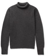 Oliver Spencer Talbot Merino Wool Rollneck Sweater
