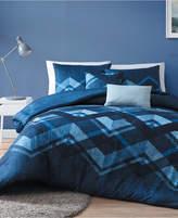 Victoria Classics Cody Reversible 4 Piece Twin Comforter Set