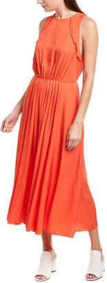 Jason Wu Apron Maxi Dress