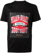 Juun.J graphic T-shirt