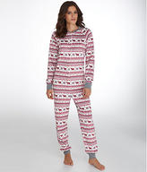 PJ Salvage Nordic Nostalgia Knit Pajama Jumpsuit