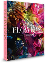 Assouline Publishing Flowers Hardcover Book