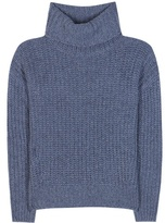 Loro Piana Davenport Cashmere Turtleneck Sweater