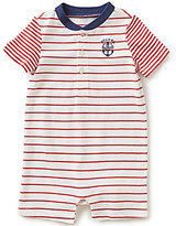 Ralph Lauren Baby Boys 3-24 Months Nautical-Stripe Shortall