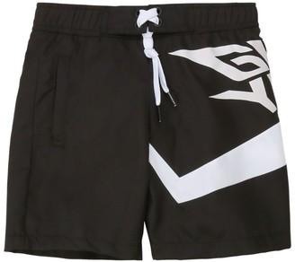 Givenchy Kids Side Logo Swim Shorts (4-12 Years)