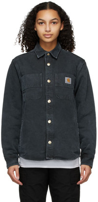 Carhartt Work In Progress Black Glenn Shirt