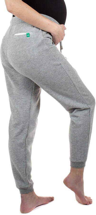 Thumbnail for your product : Modern Eternity French Terry Maternity Joggers