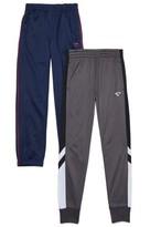 Cheetah Boys 8-16 Tricot Athletic Jogger Pants, 2-Pack