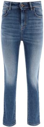 Max Mara Finanza Cropped Denim Jeans