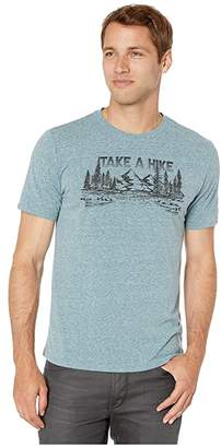 Threads 4 Thought Take a Hike T-Shirt (Dark Spruce) Men's Clothing