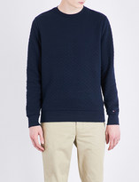 Tommy Hilfiger Textured cotton-blend jumper