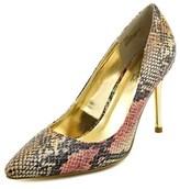 Thalia Sodi Elina Pointed Toe Synthetic Heels.