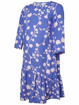 Mama Licious Mamalicious Women's Mlkira 3/4 Woven Abk Dress