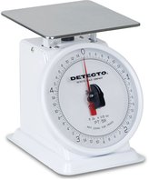 Decto Detecto PT-2R Enamel Finish Rotating Dial 32 Oz Portion Scale