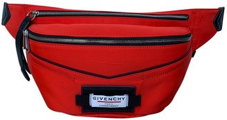Givenchy Red Synthetic Bags