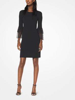 Michael Kors Collection Stretch Matte-Jersey Dress