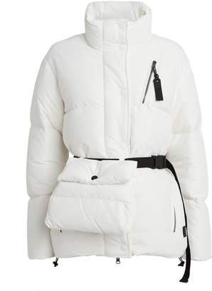 Bacon New Boo Belted Puffer Jacket