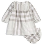 Burberry Infant Girl's 'Hanna' Check Dress