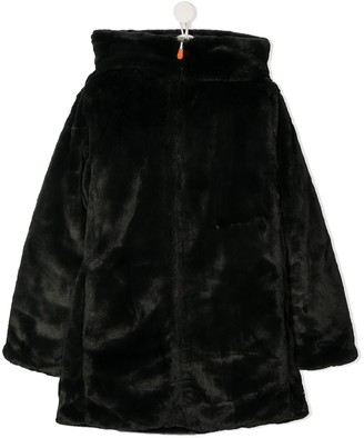 Save The Duck Kids Reversible Puffer Coat