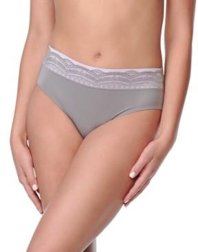 Warner's Warners Women's No Pinching. No Problems. Lace Trim Hipster Underwear RU7401P
