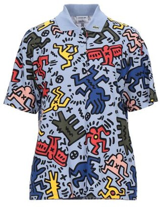 LACOSTE x KEITH HARING Polo shirt