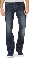 Red Herring Dark Blue Bootcut Jeans
