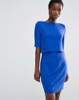 French Connection Manhattan Capped Sleeve Dress