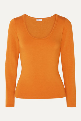 Leset French Terry Top
