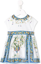 Dolce & Gabbana Vaso Fiori dress